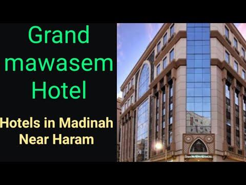 Grand Mawasem Hotel  Madinah| Madinah Hotels Near Haram Booking