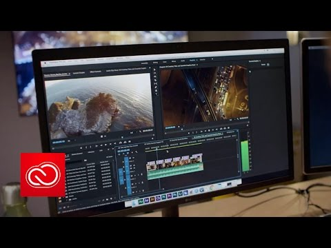 What's New for Video and Audio (April 2017) | Adobe Creative Cloud