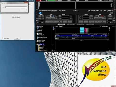 Karaoke mit VirtualDJ (von DJ Lucky Luciano)