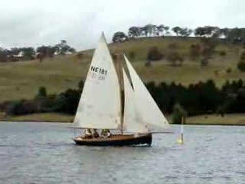 sailing gaff cutter