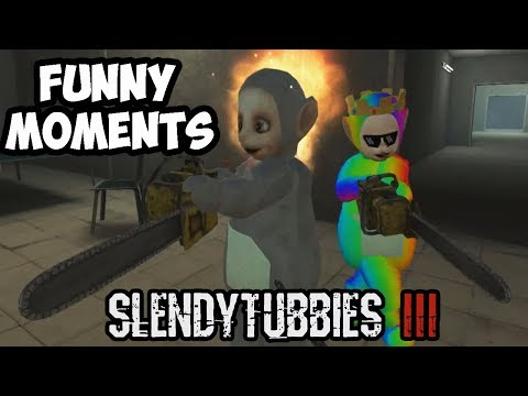 FUNNY SLENDYTUBBIES 3 MOMENTS FEATURING ZEOWORKS AND SHADE 2626