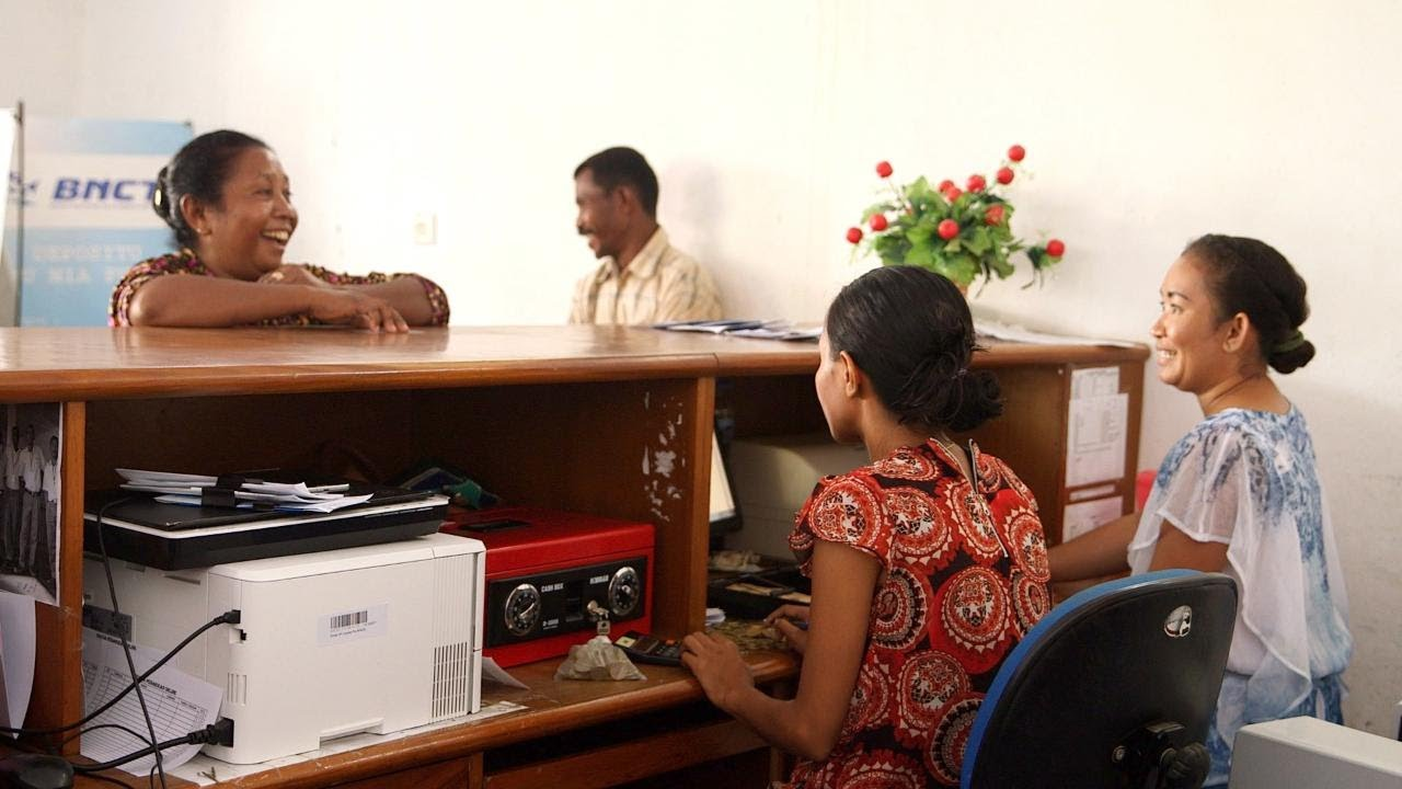 Access to Finance Stimulates Small Business Growth in Timor-Leste