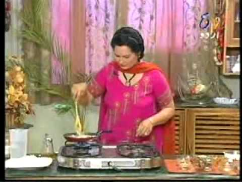 Ramni Cookery Video 10