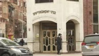 Ultra-Orthodox community reacts to measles vaccine