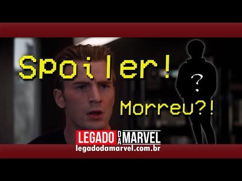SPOILER ESCONDIDO NO TRAILER DE VINGADORES! | MarveteNews #258