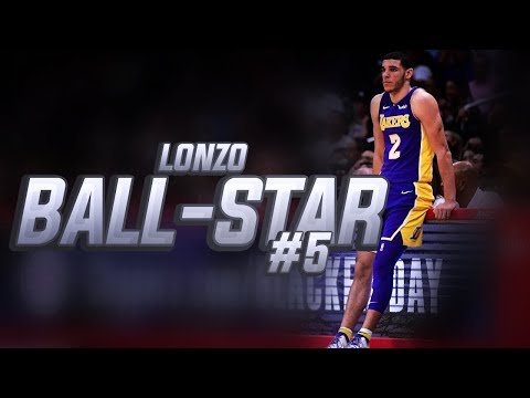 DEMOSTRANDO MI CEGUERA   LONZO BALL-STAR T.2 #5   NBA 2K18 MYTEAM GAMEPLAY