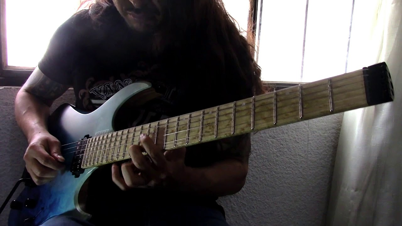 To Hell With The Devil (Solo) by Chriss Guevara
