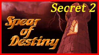 Wolfenstein 3D: Spear of Destiny (1992) Pushwall Panic! - 100% Walkthrough