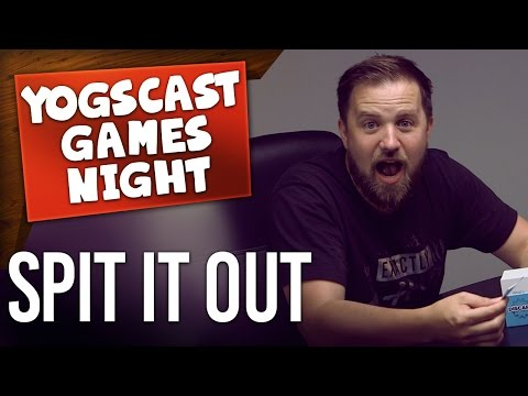 NEW RULES! - Spit It Out (Games Night)