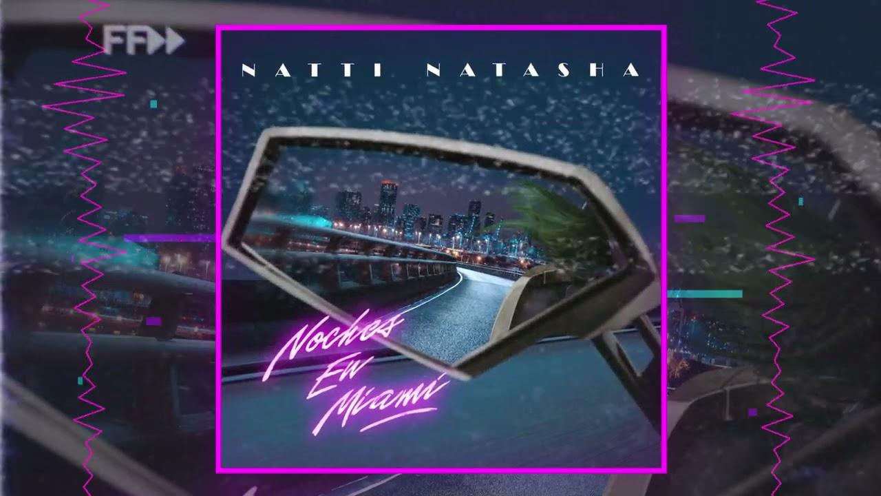 Natti Natasha - Noches En Miami [Official Audio]