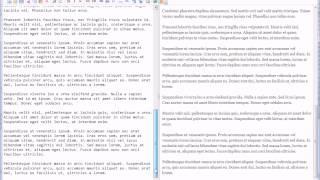 MarkdownPad Scrollbar Syncronization