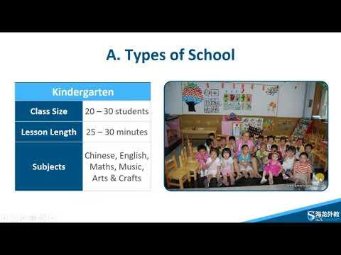 O9 - SDE Teachers 2018-2019 Online Orientation - Education in Shenzhen Part 1