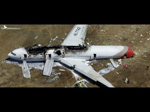 Terror in San Francisco | Asiana Airlines Flight 214