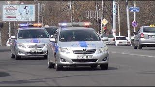Ոստիկանությունը վարորդներին հորդորում է տեղափոխել միայն մեկ ուղևորի՝ պահպանելով Պարետի որոշմամբ սահմանված պահանջները