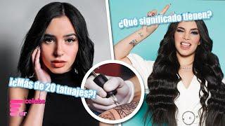 Tiktokers Famosos Mexicanos y Sus Tatuajes