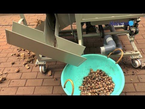 Dry Areca De husking Machine