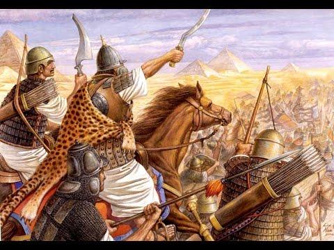 Заметки о Черкесии №5 - черкесы в Египте (мамлюки) (Rus, Eng Subs)