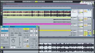 Dubspot Ableton Live Tutorial - How to Warp for Remixing w/ Laura Escudé
