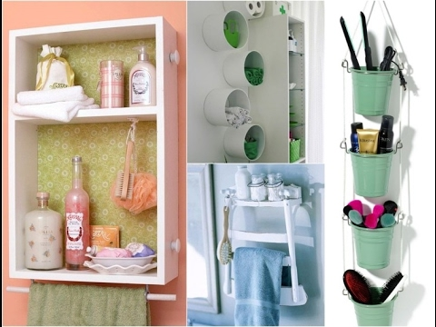 Badezimmer Aufbewahrung Ideen - Designermbel - YouTube