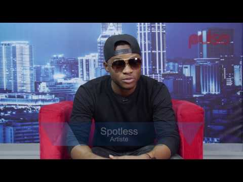 Spotless, upcoming artist, speaks on his music and elder brother Tekno | Pulse TV
