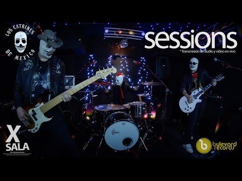 Live Session. Los Catrines – Beso cachondo @ Bulevard Record