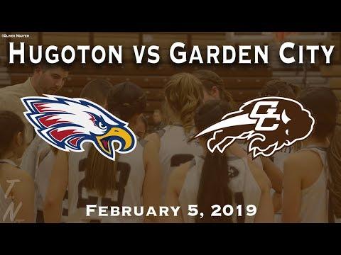 GCHS Basketball vs Hugoton 2/5