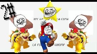 LA PARTE MAS DIFICIL DE MARIO | Super Mario 64 2# - Loquendo