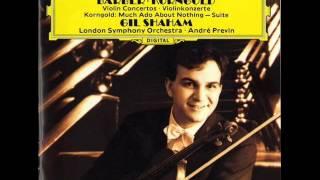 Samuel Barber Violin Concerto Op. 14. Gil Shaham