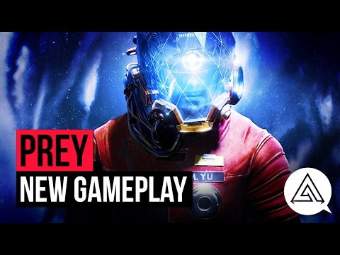 30 Minutes of Prey 2017 Gameplay