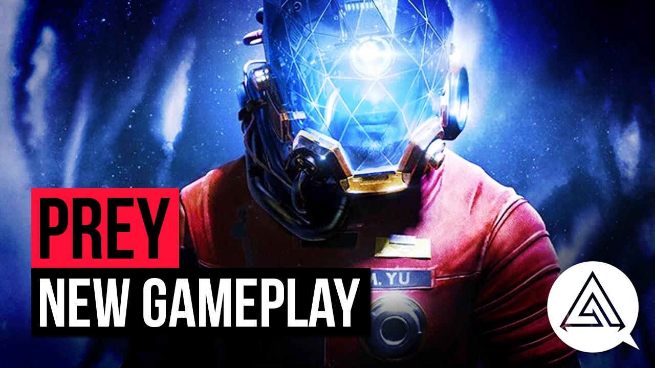 30 Minutes of Prey 2017 Gameplay