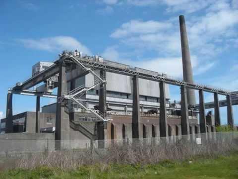 Urban exploring Methil Power Station