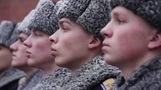 Настоящие солдаты.Кремлевский полк.