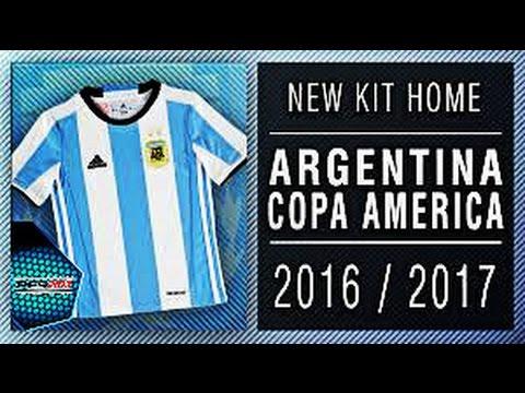 PES 2013 | New kit Home ARGENTINA COPA AMERICA CENTENARIO 2016