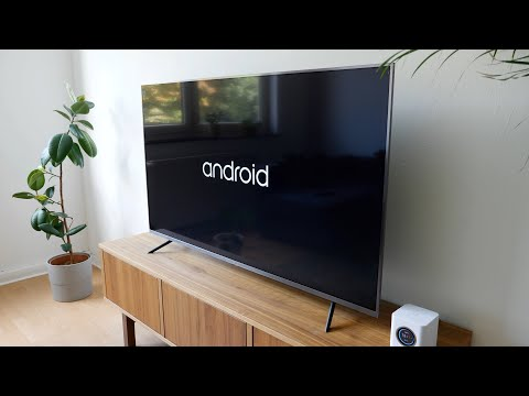 Xiaomi Smart TV 4S - Unboxing Und Ersteindruck