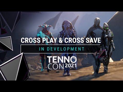 TennoCon 2021   Cross Play And Cross Save - In Development