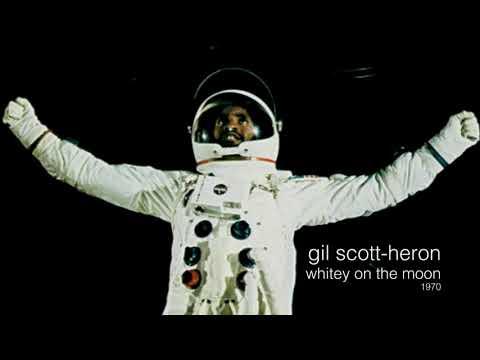Gil Scott Heron - Whitey On The Moon (1970)