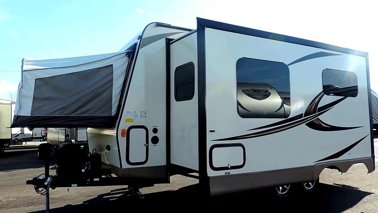 New 23 2017 Rockwood Roo 21ss 1 Slide 2 Pop Outs Zoomers Rv