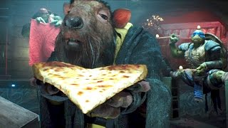TEENAGE MUTANT NINJA TURTLES : Behind the Scenes 3D Featurette