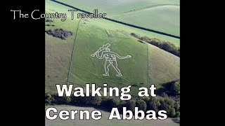 A narrated walk in Cerne Abbas to the Giant