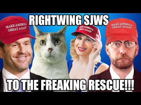 RightWing SJWs TO THE RESCUE!