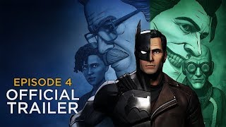 Batman: The Enemy Within - Episode 4 Trailer