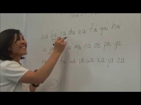 Taiwanese Lesson 1