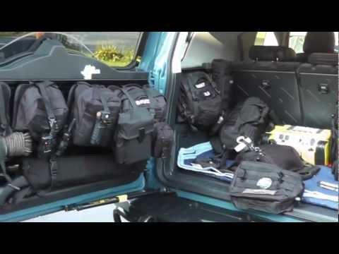 FJ Cruiser Bug Out Vehicle update 10/14/12 - YouTube