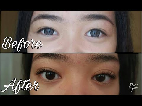 255bc799a0c GETTING A LASH LIFT VLOG | Vara Lim ( Bahasa Indonesia ) - YouTube