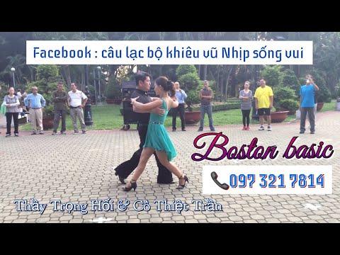 Boston căn bản- CLB Khiêu vũ dưỡng sinh Nhịp sống vui