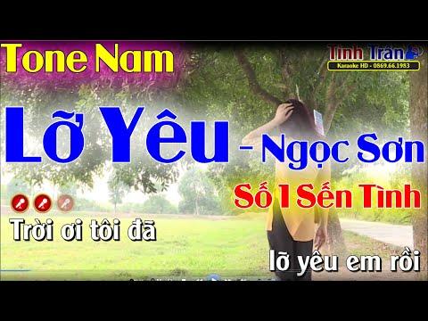 Nguyễn Lợi - Lỡ Yêu