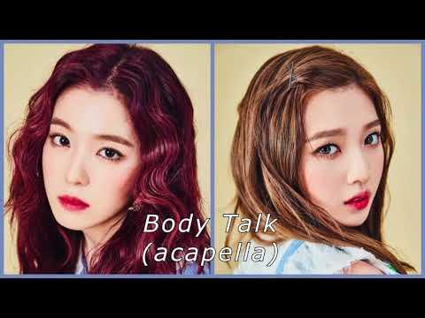 red-velvet---'body-talk'-[acapella]
