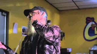 Faith of Our Fathers: Si Robertson Movie Scene