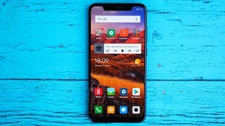 видео Обзор смартфона Xiaomi Mi 8.