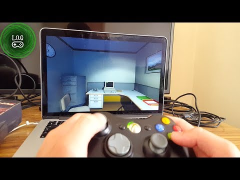 Xbox 360 controller driver for mac os